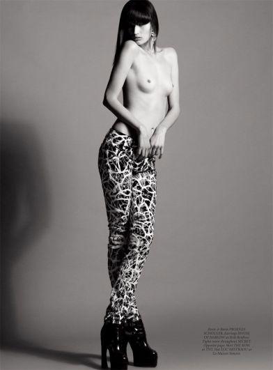 Tara Gill by Max Abadian