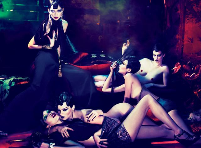 China Girls by Mert Alas & Marcus Piggott
