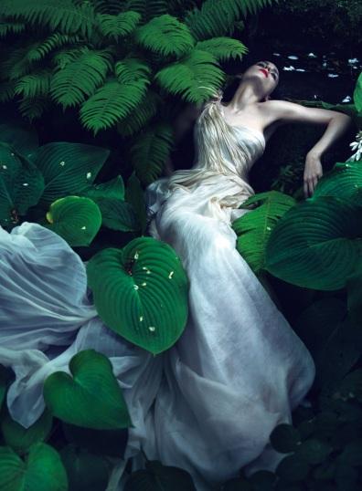 Rooney Mara by Mert Alas & Marcus Piggott