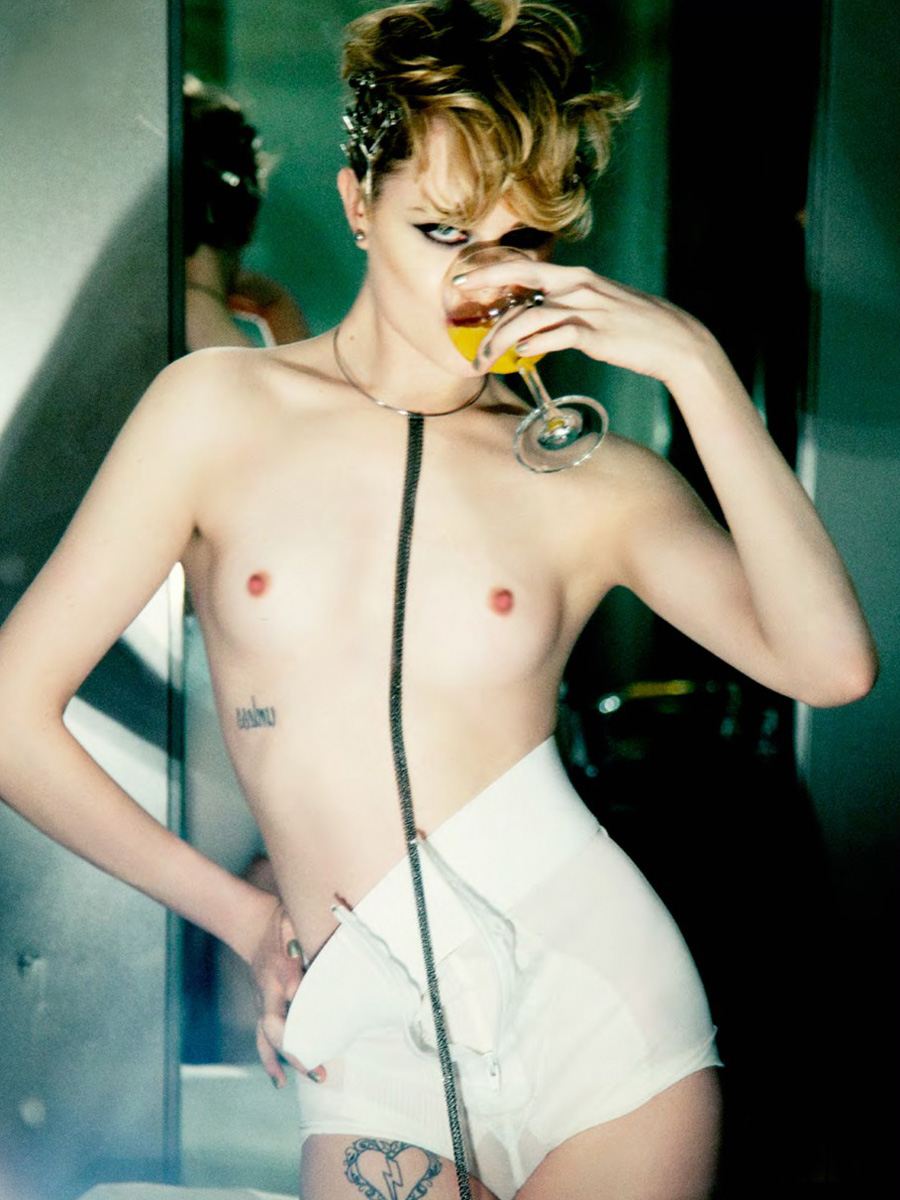 ellen von unwerth evan rachel wood Evan Rachel Wood Nude Pics