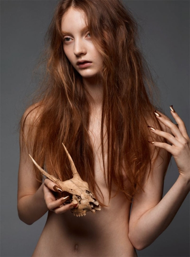 Codie Young by Satoshi Saikusa