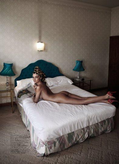 Miranda Kerr by Simon Lekias