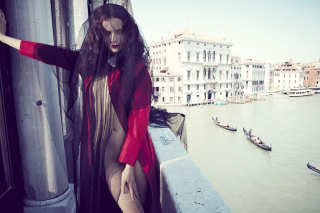 Anna de Rijk by Sophie Sanchez & Mauro Mongiello