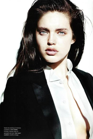 Emily DiDonato by Liz Collins