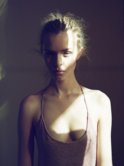 Josephine Skriver by Markus Jans