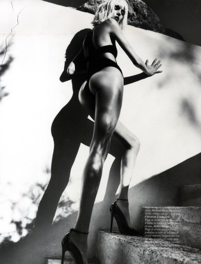 Vogue Paris by Mert Alas & Marcus Piggott