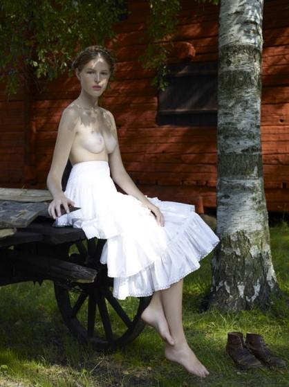 Linnea Regnander by Peter Farago