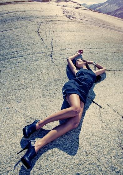 Daria Rhyner by Sandro Babler
