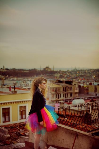 Justyna Mickiewicz by Akif Celebi (Hakan Photography)