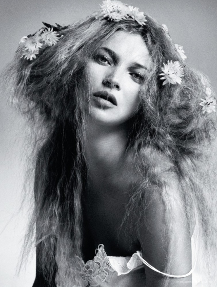 Kate Moss by Daniele & Iango