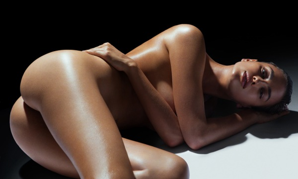 Irina Shayk nude by James Houston