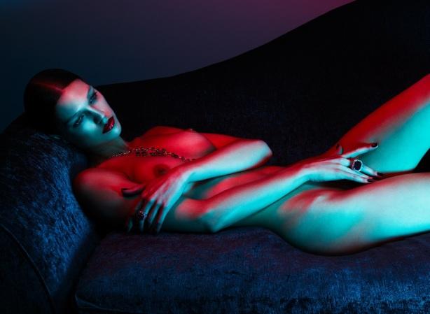Samantha Gradoville by Ben Hassett