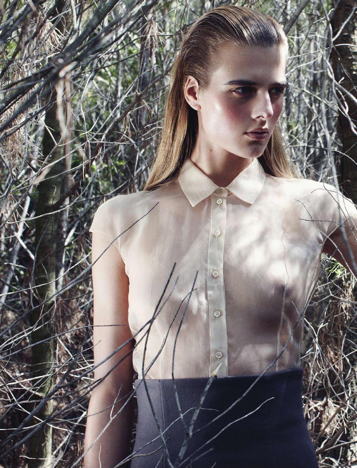 Tamara Weijenberg by Marcus Ohlsson